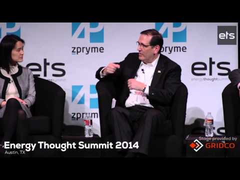 Energy Thought Summit 2014 - Utility of the Future panel