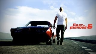 Fast & Furious 6 Soundtrack: Hard Rock Sofa & Swanky Tunes