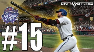 BEST ALL-STAR GAME EVER! | MLB The Show 17 | Road to the Show #15