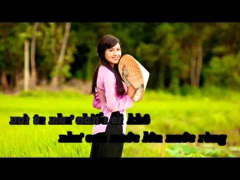 [Karaoke] LK Trom Nhin Nhau - Ai Kho Vi ai Quang Le ft. Ha Phuong