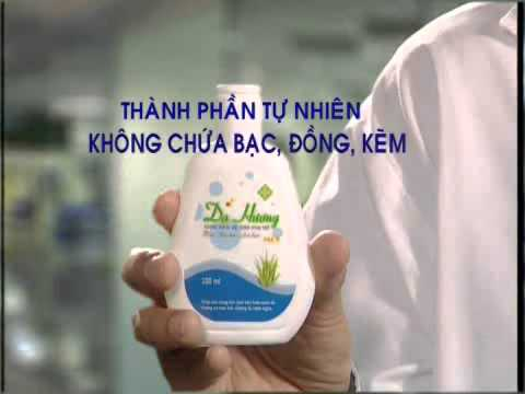 Dung dich ve sinh phu nu