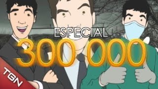 ESPECIAL 300000 SUSCRIPTORES: SUSTOS ITOWNGAMEPLAY