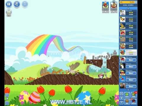 Angry Birds Friends Tournament Week 100 Level 1 High Score 194k (tournament 1)