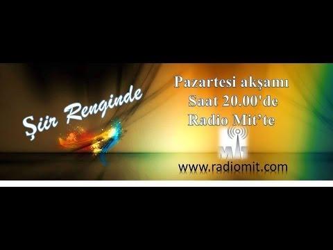 Radio Made In Turkey -  Siir Renginde (16.06.2014)
