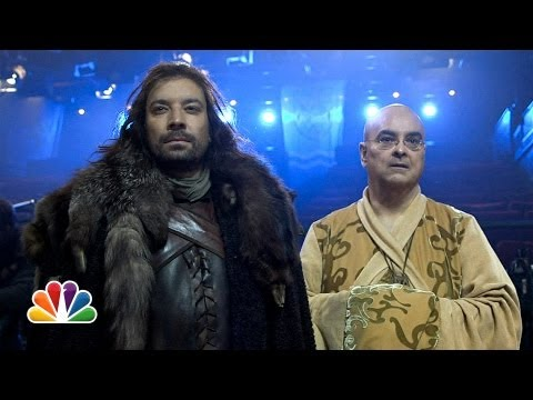Game of Desks - Late Night With Jimmy Fallon