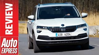 New Skoda Karoq SUV review: can it stand out in a crowded market?. Auto Express.
