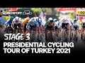 Mark Cavendish wins 3rd stage 56. Presidential Cycling Tour of Turkey 2021