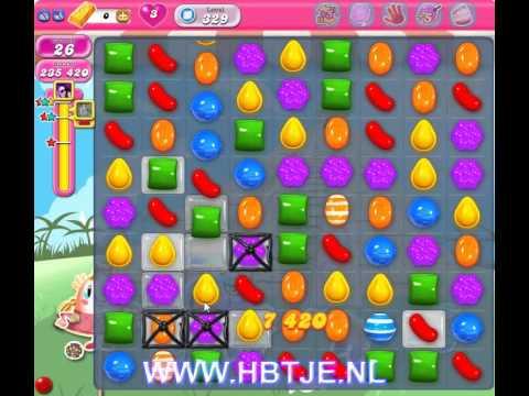 Candy Crush Saga level 329