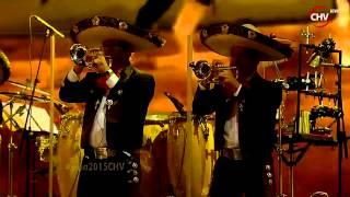 Alejandro Fernández, Festival de Viña del Mar 2015, Somos el Canal Histórico