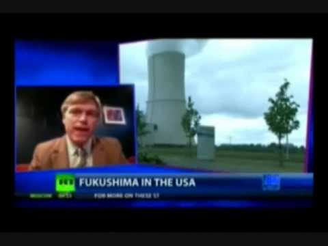 Fukushima Radioactive Fallout Effecting U.S. West Coast