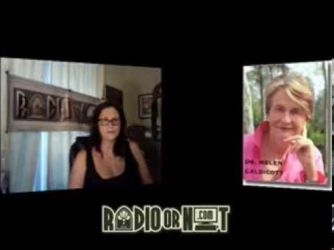 Nicole Sandler speaks with Dr. Helen Caldicott