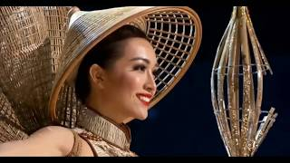 So sánh Phạm Hương vs Lệ Hằng tại Miss Universe 2015 - 2016