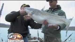 Catfishing Tips On BIG Blue Catfish In Lakes (From The