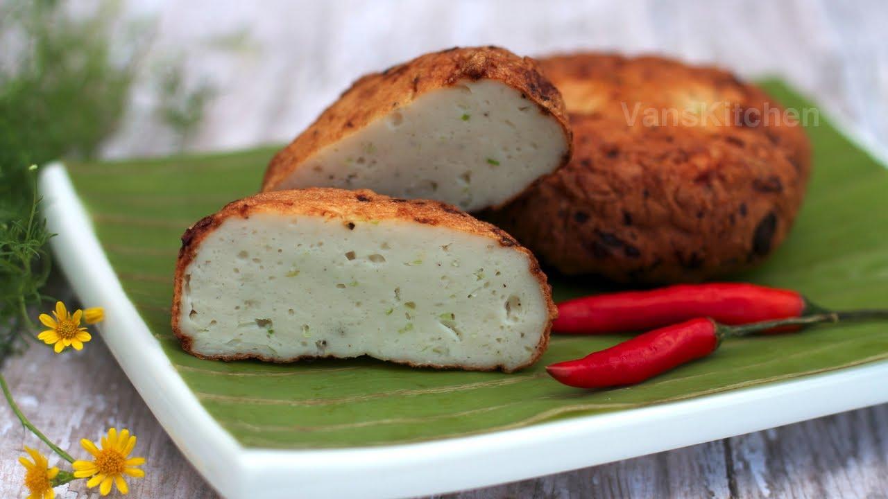 Cha Ca Vietnamese Fish Cake