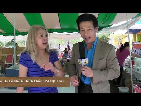 Dai Bot Bien Phóng Sự Đêm Văn Nghệ Đón Mừng Đại Lễ Khánh Thành Chùa Linh Quang
