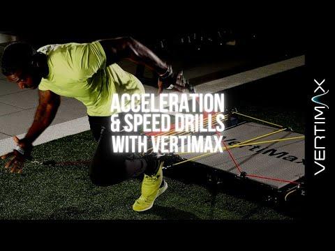 Advanced Speed Training | Sprint Speed | Run Faster | VertiMax