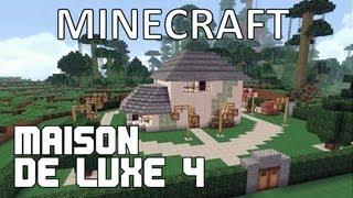 Minecraft : Maison De Luxe 4