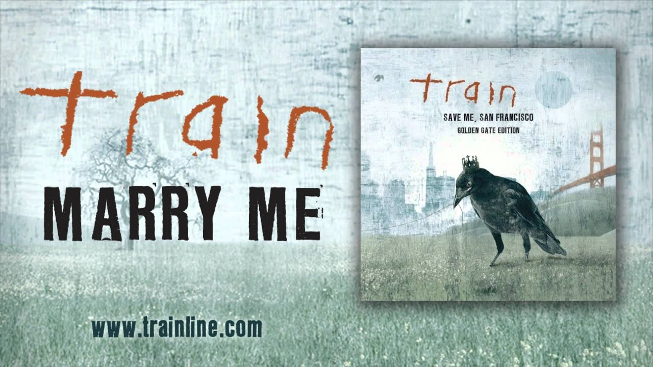 train marry me first dance mix youtube