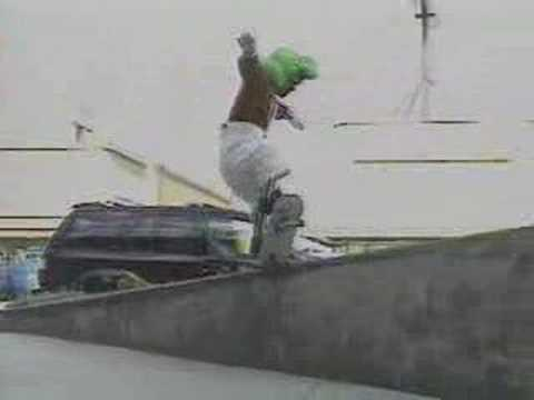 Oompa Loompa Skateboarding Video