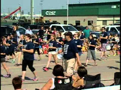COLONIAL DAYS PARADE 2014 SEG 3