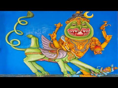 Sri Sarabeswara Sahasranamam - Sanskrit Spiritual