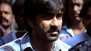 Ravi Teja Extraordinary Dailouges Neninthe Movie Scenes