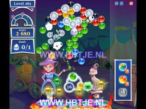 Bubble Witch Saga 2 level 161