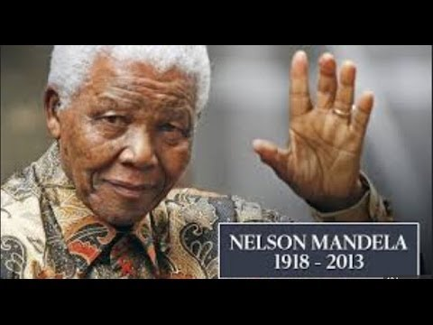 Nelson Mandela Voice Of Freedom anti apartheid leader life and times of Madiba on GMA