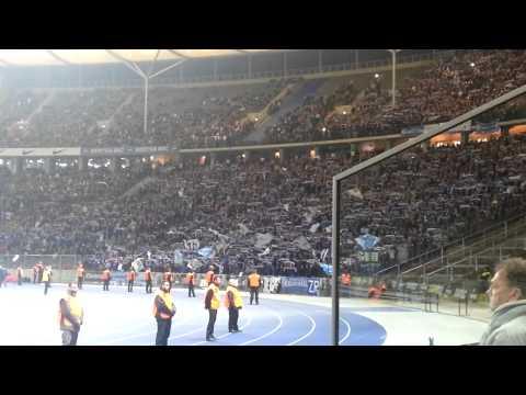 Hertha-S04 0-2 Schalker Fans