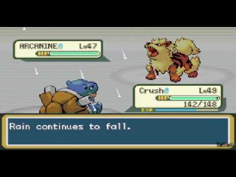 how to find blaine pokemon fire red