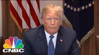 President Donald Trump: Michael Cohen Raid 'Disgraceful' | CNBC