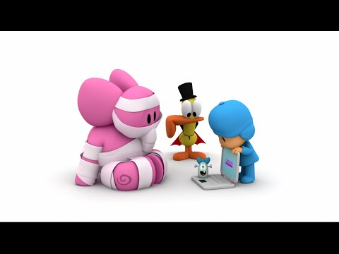 Pocoyo Halloween 2014: choose and watch your favorite video!