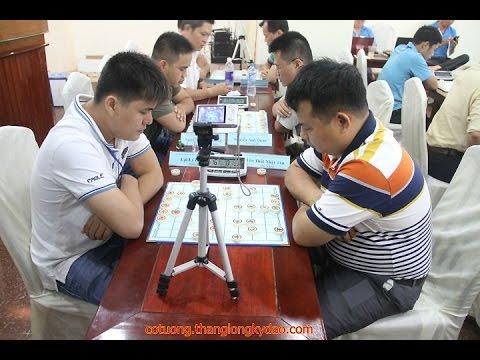 Vòng 6 cờ nhanh giải toàn quốc 2016 : Lại Lý Huynh ( BDU ) 1-0 Tôn Thất Nhật Tân ( DNA )