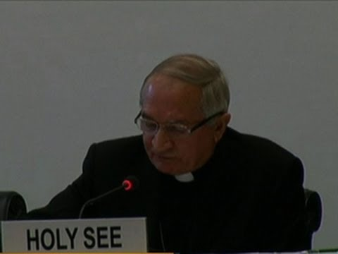 U.N. committee questions Vatican officials on sex abuse