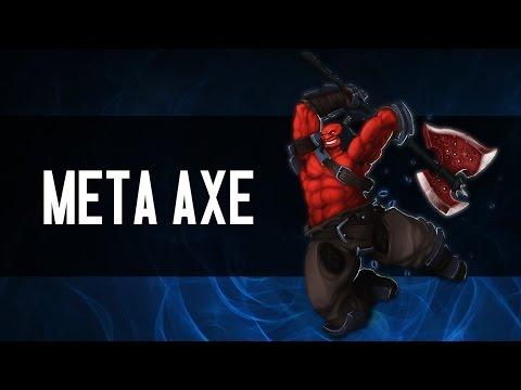 META AXE + ARA DEVOURER