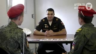 Армия России – территория профессионалов