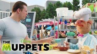 Muppets Cook Off: Sweedish Chef vs Gordon Ramsey