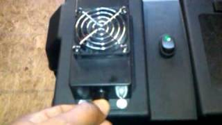 Self-Contained Vaporizer Used To Increase Mpg's On Any