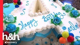 ¡Un pastel retro!   Cake Boss   Discovery H&H