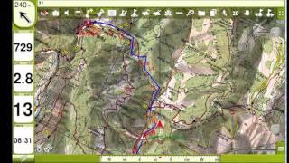 Enregistrer Et Suivre Une Trace Avec Le GPS Extrem'Sud By