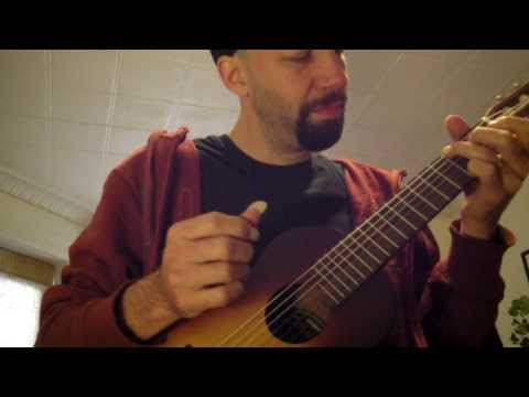 Shenandoah on Guitalele Six String Ukelele