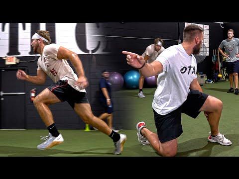 Speed Training for Baseball