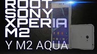 Como Rootear El Sony Xperia M2 Y M2 Aqua 4.4.4 Kitkat