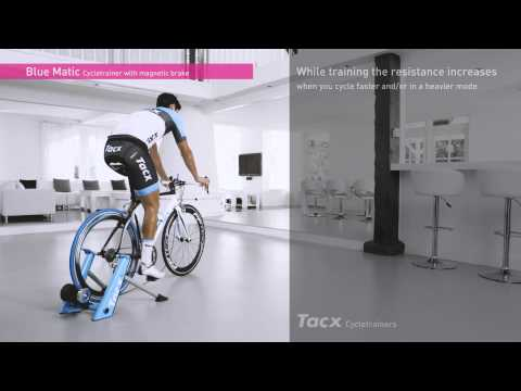 Tacx Blue Matic review