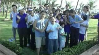 Phóng sự: Hội trại người  khuyết tật Vũng Tàu 2007