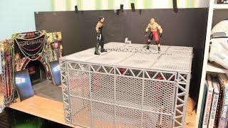 WMW Superbrawl Part 4: Undertaker Vs. Brock Lesnar Hell In