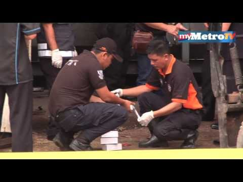 Senjata api pembunuh pegawai Ambank ditemui