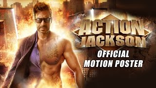 Action Jackson Official Motion Poster