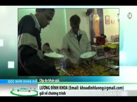 """VTC14: Quán cơm chay buffet """"độc nhất vô nhị"""" ở Hà Nội"""