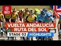 Gonzalo Serrano wins 2nd stage Vuelta a Andalucia - Ruta Ciclista Del Sol 2020